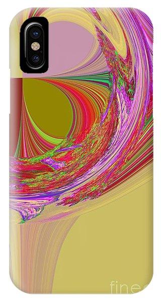 Color Symphony IPhone Case