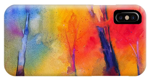 Color Symphony Of The Wodd Phone Case by Alessandro Andreuccetti
