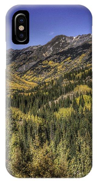 Colorado 10 13 IPhone Case