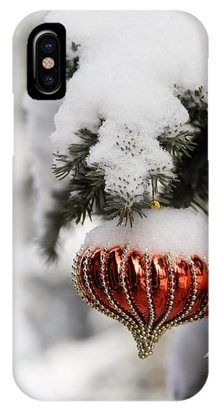 Colorado Christmas 2 IPhone Case