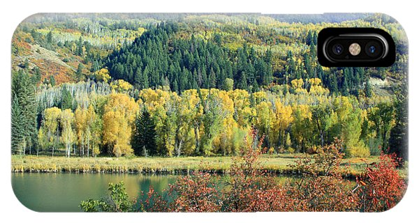 Colorado Colors IPhone Case