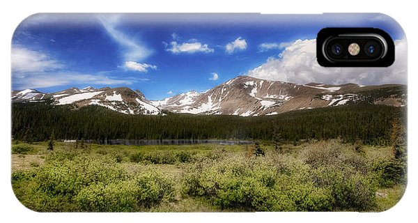 Colorado Dream'n IPhone Case