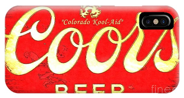 Colorado Kool-aid IPhone Case