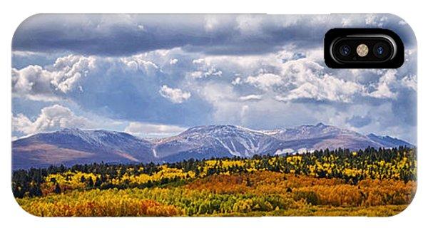 Colorado Landscape IPhone Case