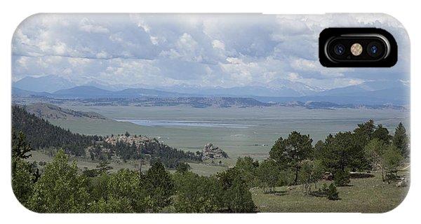 Colorado Meadow IPhone Case