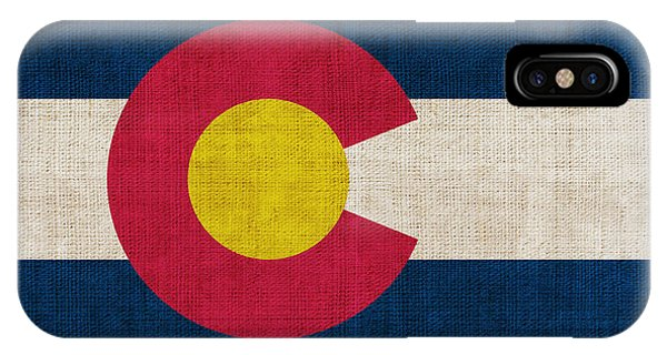 Colorado State Flag IPhone Case