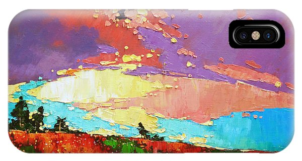 Colored Dreams IPhone Case