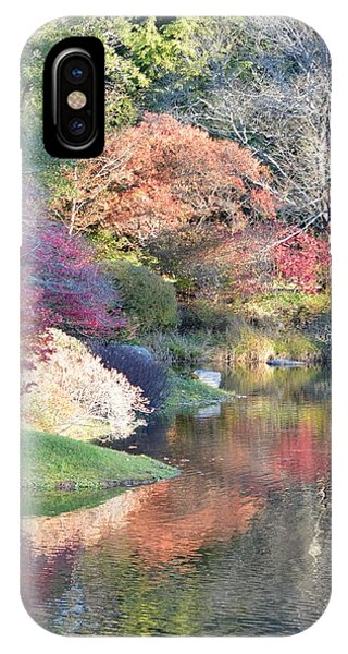 Colored Reflections Phone Case by Lena Hatch