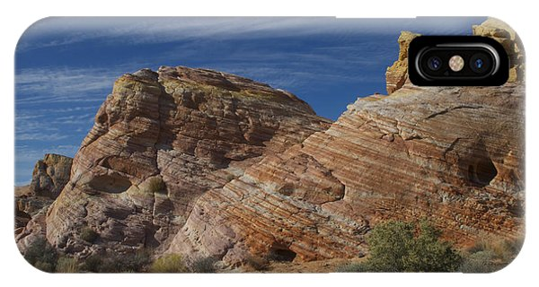 Colored Rocks Phone Case by T C Brown