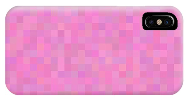 Artwork iPhone Case - Colorful Abstract Geometric Background by Leaf87