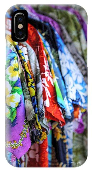 Colorful Aloha IPhone Case