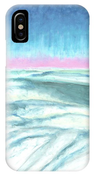 Colorful And Colorless Cloudscape IPhone Case