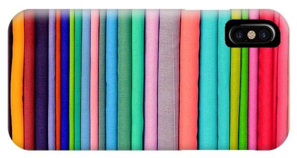 Colorful Pashminas IPhone Case