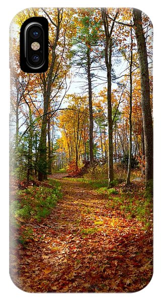 Colorful Path IPhone Case