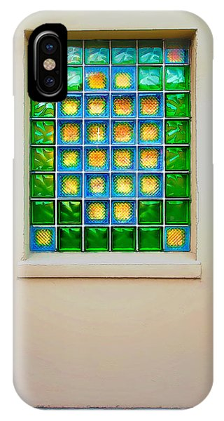 Colorful Savannah Window IPhone Case