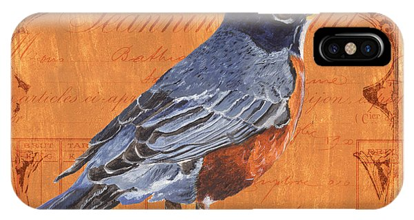 Colorful Songbirds 2 IPhone Case