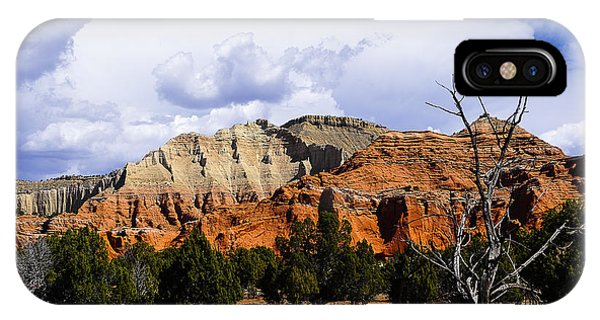 IPhone Case featuring the photograph Colorful Southwest by Don and Bonnie Fink