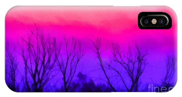 Colorful Sunrise IPhone Case