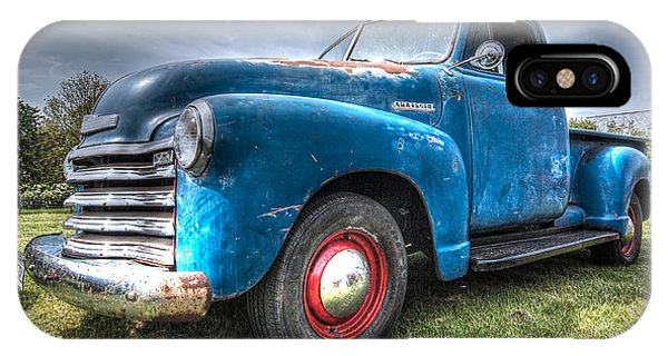 Colorful Workhorse - 1953 Chevy Truck IPhone Case