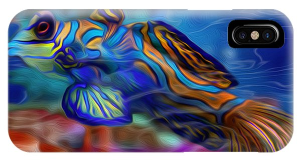 Scuba Diving iPhone Case - Colors Below 2 by Jack Zulli