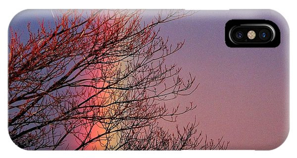 Colors From The Sky IPhone Case