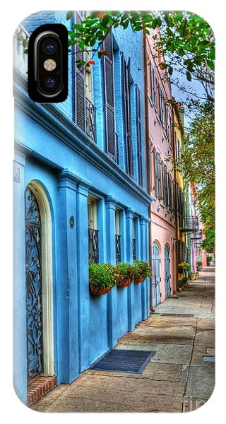 Colors Of Charleston 4 IPhone Case