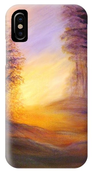 Colors Of The Morning Light IPhone Case