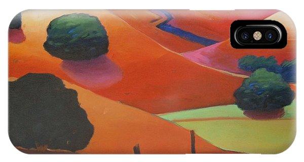 Colorscape IPhone Case