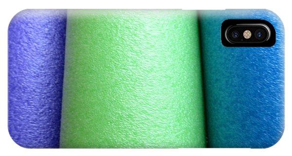 Colorscape Tubes A IPhone Case