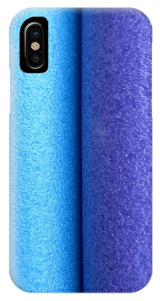 Colorscape Tubes C IPhone Case
