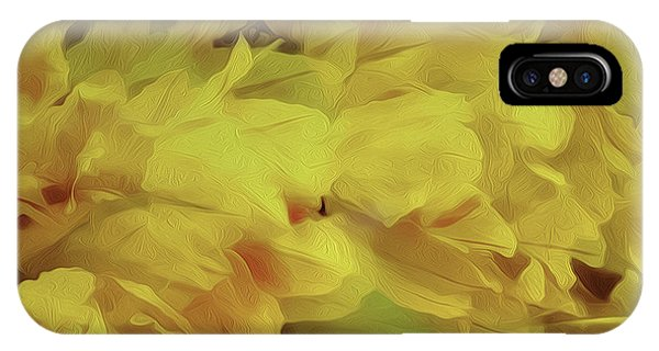 iPhone Case - Colorstraction by Nancy Marie Ricketts