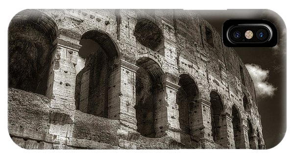 Colosseum Wall IPhone Case