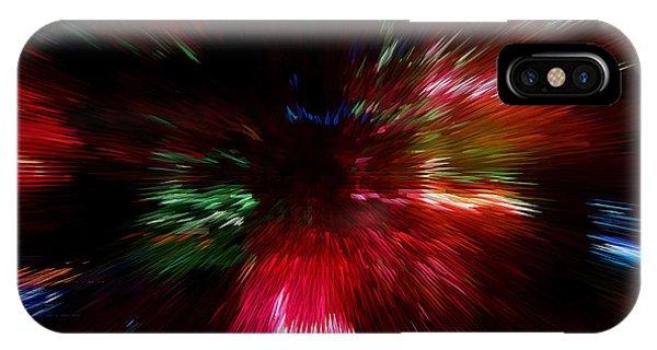 Colour Explosion IPhone Case