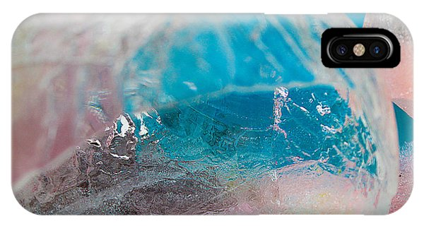 Coloured Ice Creation Print #4 IPhone Case