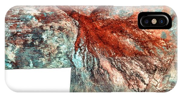 Delta iPhone Case - Coloured Landsat Image Of Okavango Delta by Mda Information Systems/science Photo Library