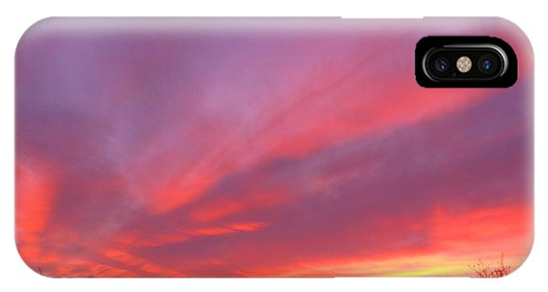 Colourful Arizona Sunset IPhone Case