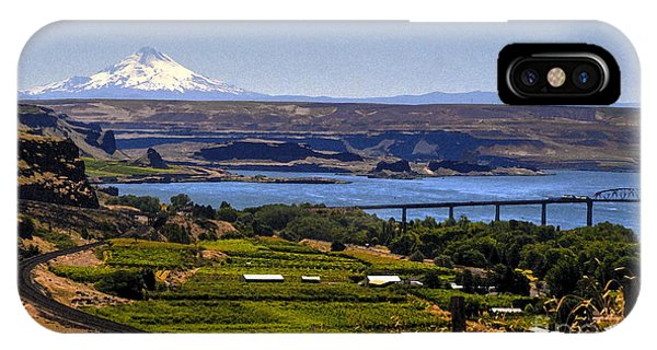 Columbia River IPhone Case