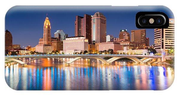 Columbus Ohio IPhone Case