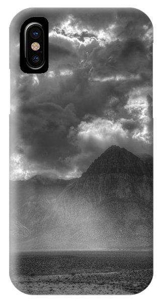 Column Of Light IPhone Case