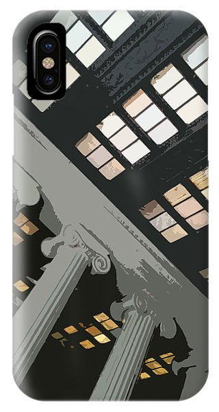 Columns IPhone Case