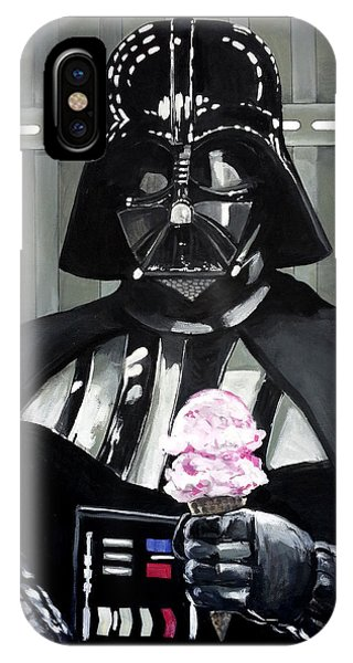 Come To The Dark Side... We Have Ice Cream. IPhone Case