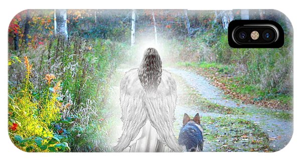 Germany iPhone Case - Come Walk With Me by Sue Long