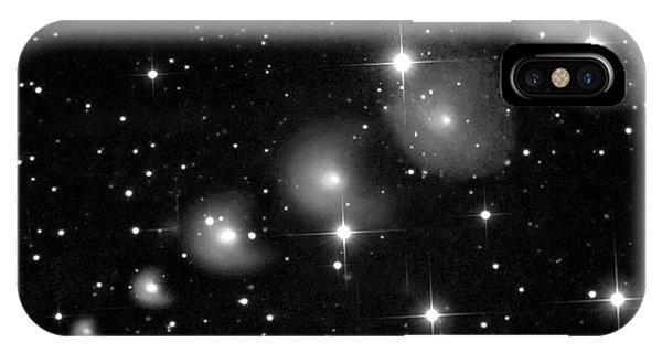 Centaur iPhone Case - Comet 29p Schwassmann-wachmann by Damian Peach