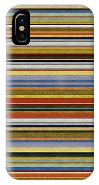 Comfortable Stripes Vll IPhone Case