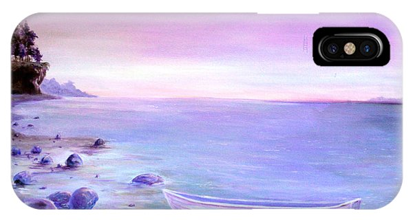 Coming Ashore IPhone Case