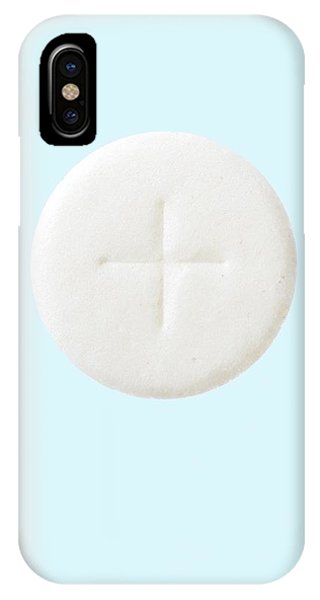 Communion Wafer Phone Case by Cordelia Molloy