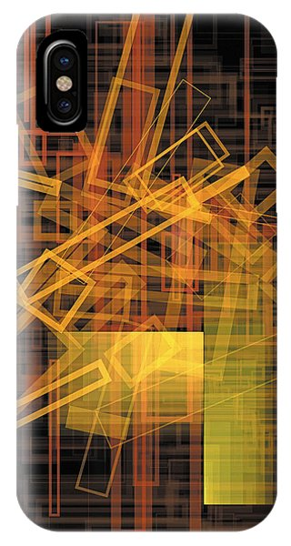 Composition 26 IPhone Case