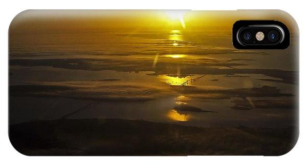 Conanicut Island And Narragansett Bay Sunrise II IPhone Case
