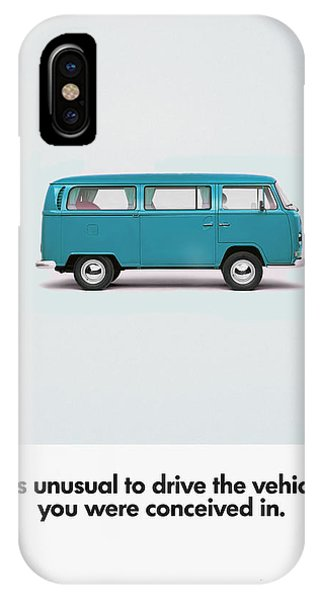 Volkswagen iPhone Case - Conceived by Mark Rogan