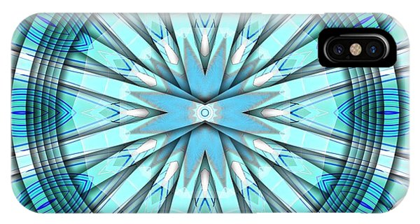 Concentric Eccentric 3 Phone Case by Brian Johnson